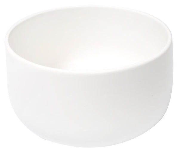 Mint Home Cecilia White Salad Bowl
