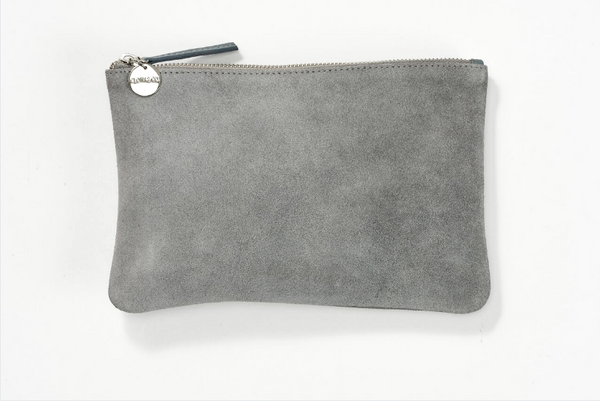Cloth & Co Suede Pouch