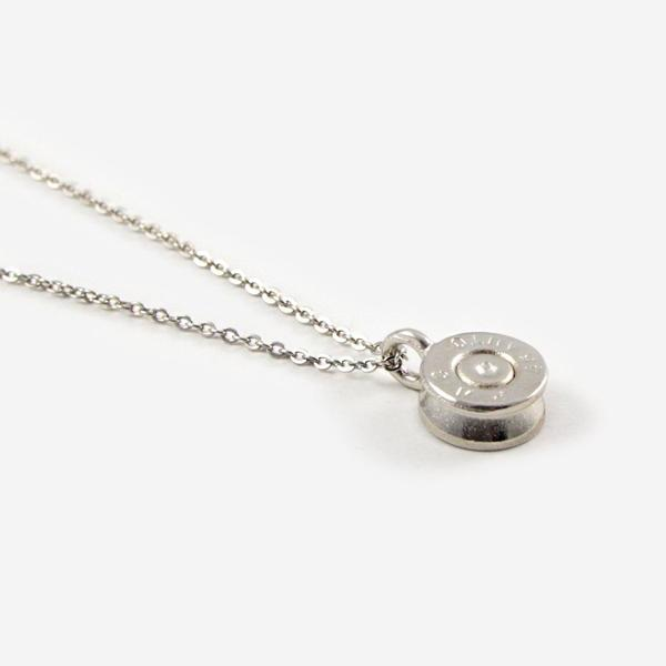 Half United Tiny Top Necklace in Silver