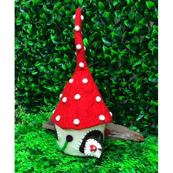 Himalayan Journey Toadstool Fairy Spirit Home