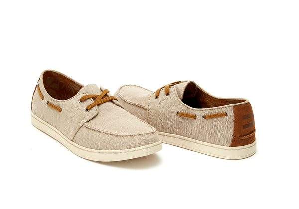 Toms Natural Burlap Mens Culvers