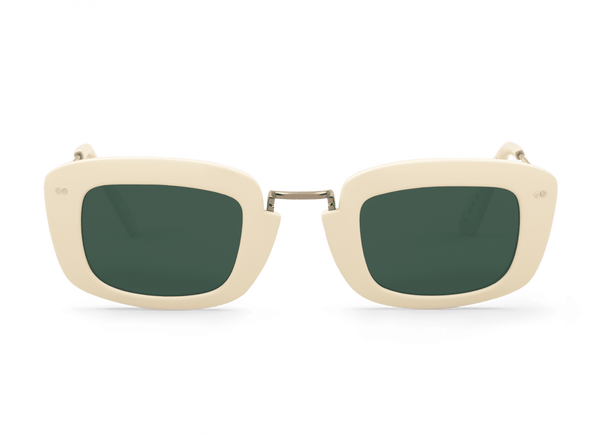 Mr Boho Copacabana Cream Sunglasses