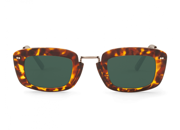Mr Boho Copacabana Cheetah Tortoise Sunglasses
