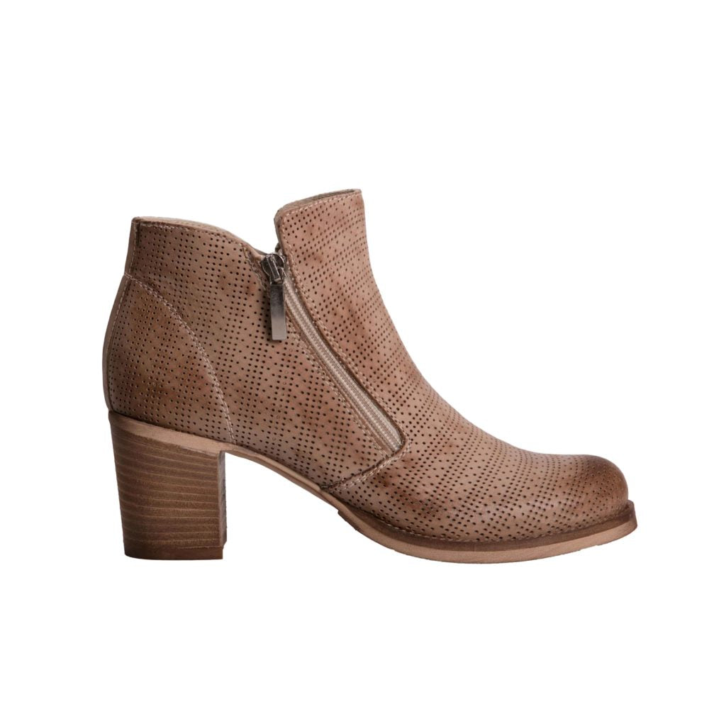 ZK Footwear Verge Taupe Boot