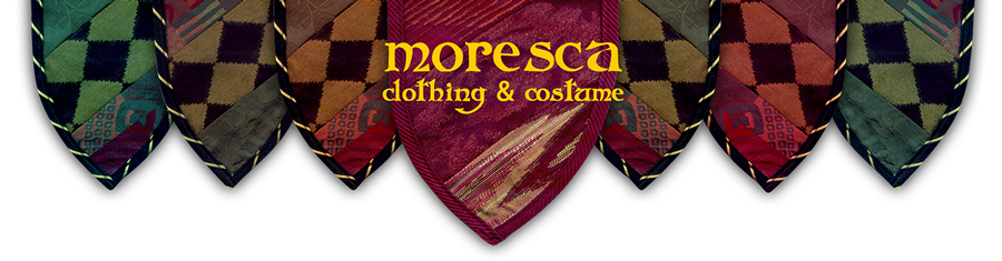 Moresca Clothing & Costume