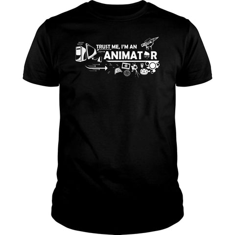 Trust Me I'm an Animator Shirt