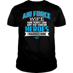 I Married My Air Force Officer Shirt
