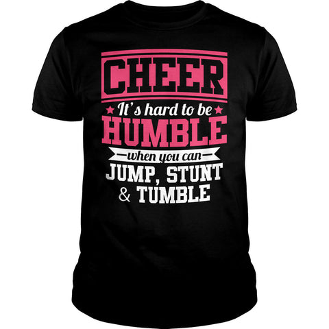 Hard To Be Humble Cheer Shirt