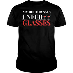 I Need Glasses Shirt