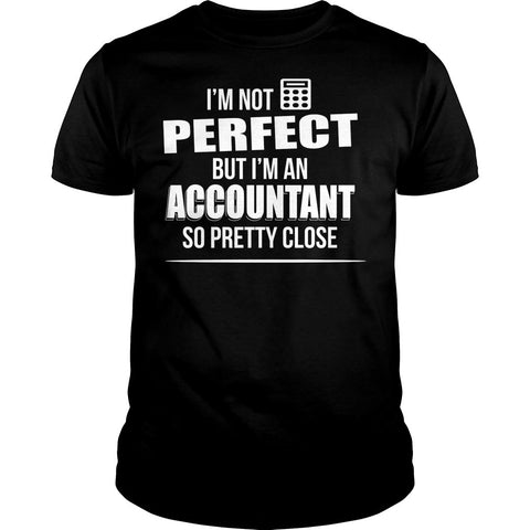 Perfect Accountant Shirt