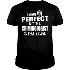 Perfect Criminologist Shirt