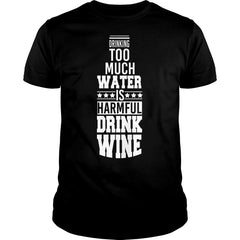 Drink Wine Shirt