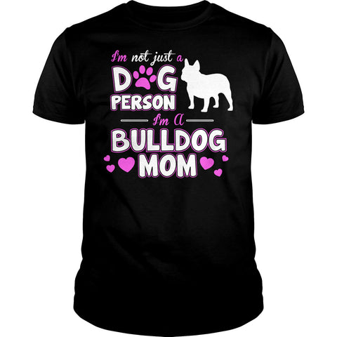 Bulldog Mommy Shirt