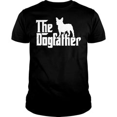 Dogfather French Bulldog Shirt
