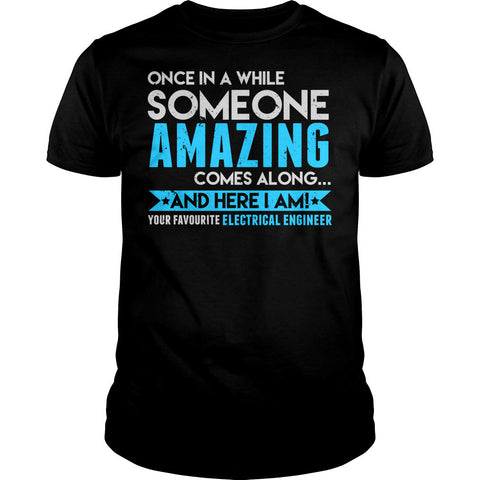 Favourite Electrical Engineer Shirt