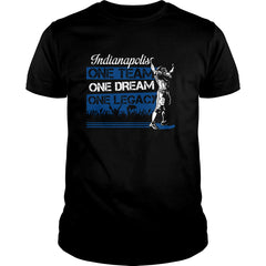 One Team One Dream Indianapolis Football Shirt