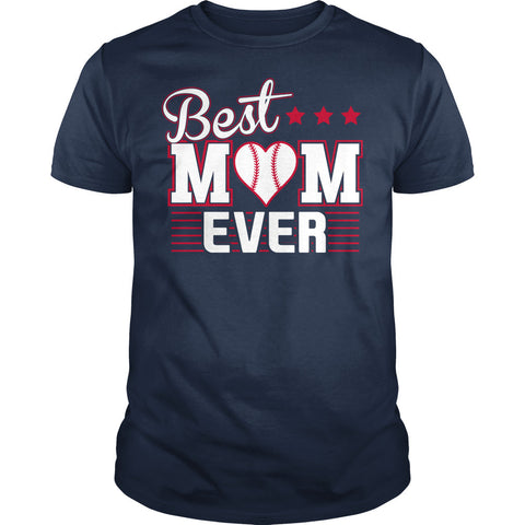 Best Boston Baseball Mom Ever Shirt
