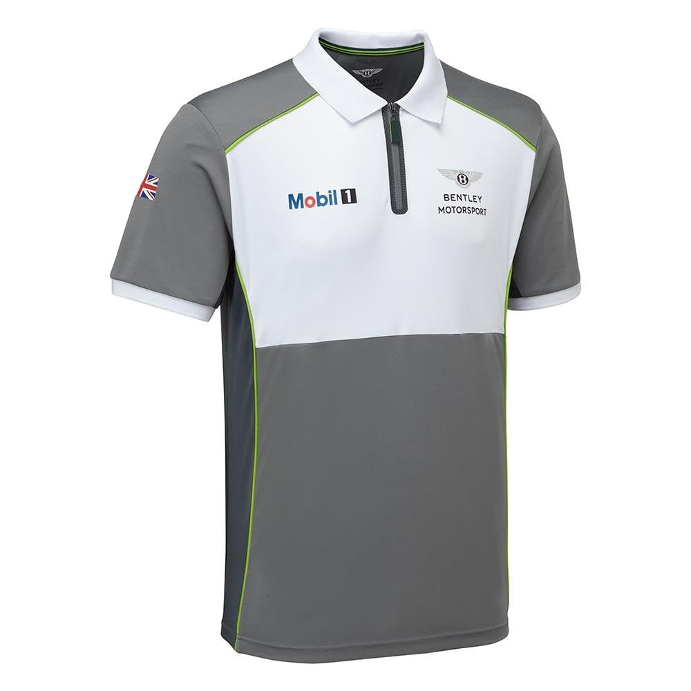 BENTLEY MOTORSPORTS MEN'S TEAM POLO SHIRT