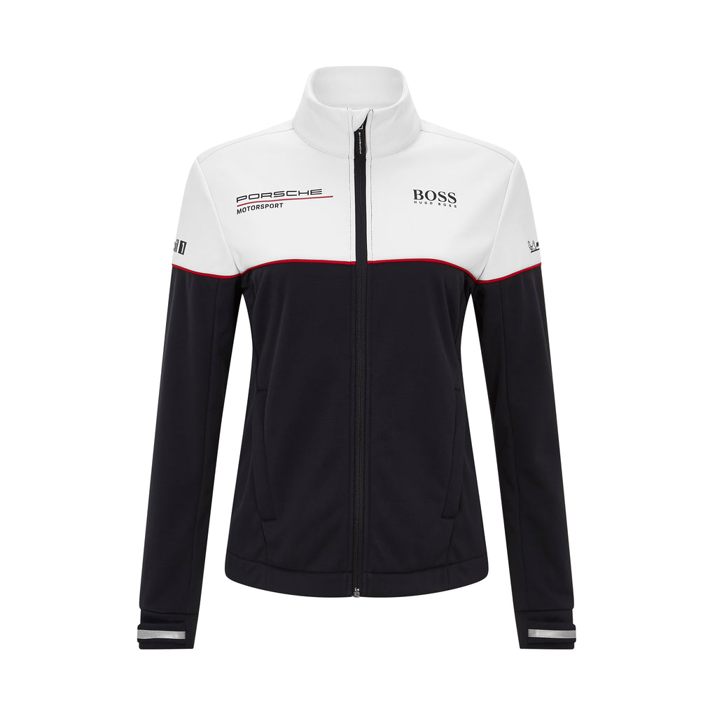 Women's Porsche Motorsport Team Softshell Jacket