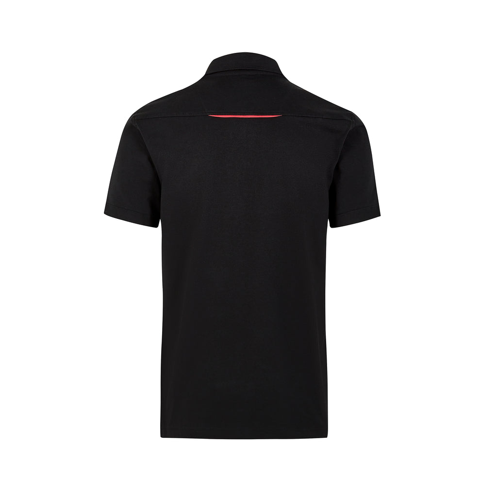 Porsche Motorsport Polo Shirt - Black