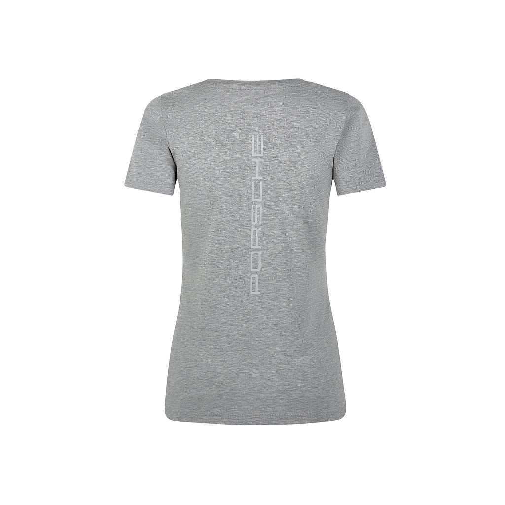 Women's Porsche Motorsport T-Shirt - Grey