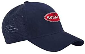 "Bugatti 2020 Collection Cap ""suede macaron"" - Blue"