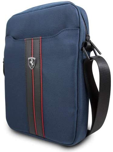 "Ferrari 10"" tablet case- Navy blue"