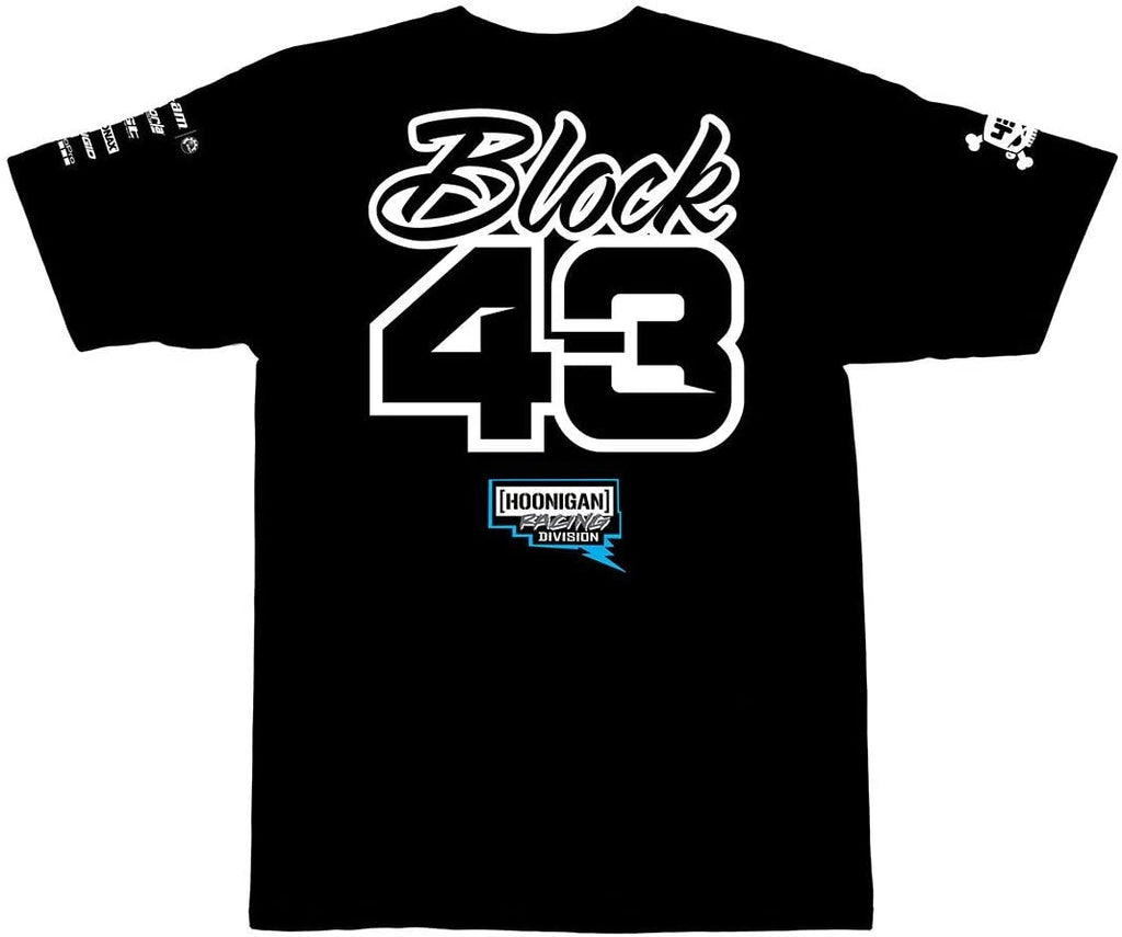 Hoonigan KB20 Ken Block SS T-Shirt - Mens