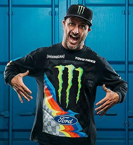 Hoonigan KB20 Ken Block LS T-Shirt - Men's
