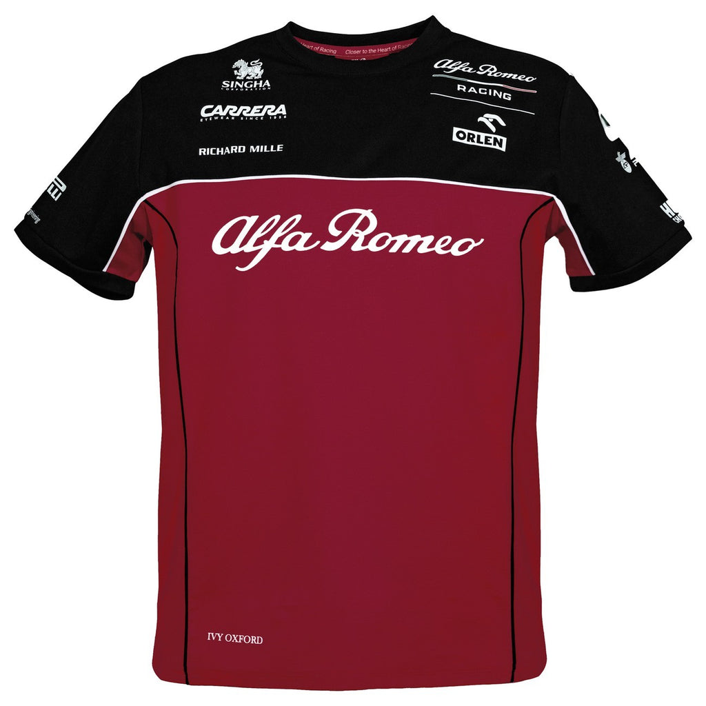 Alfa Romeo 2020 F1 Men's T-Shirt