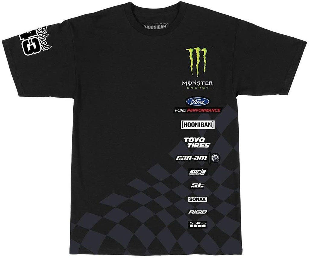 Hoonigan HRD20 MECHANIC BOLT SS T-Shirt Men's