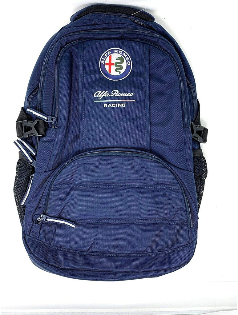 Alfa Romeo Racing F1 Backpack - Navy