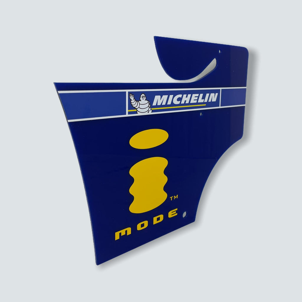 Renault 2005 Fernando Alonso Championship 1:2 Scale End Plate