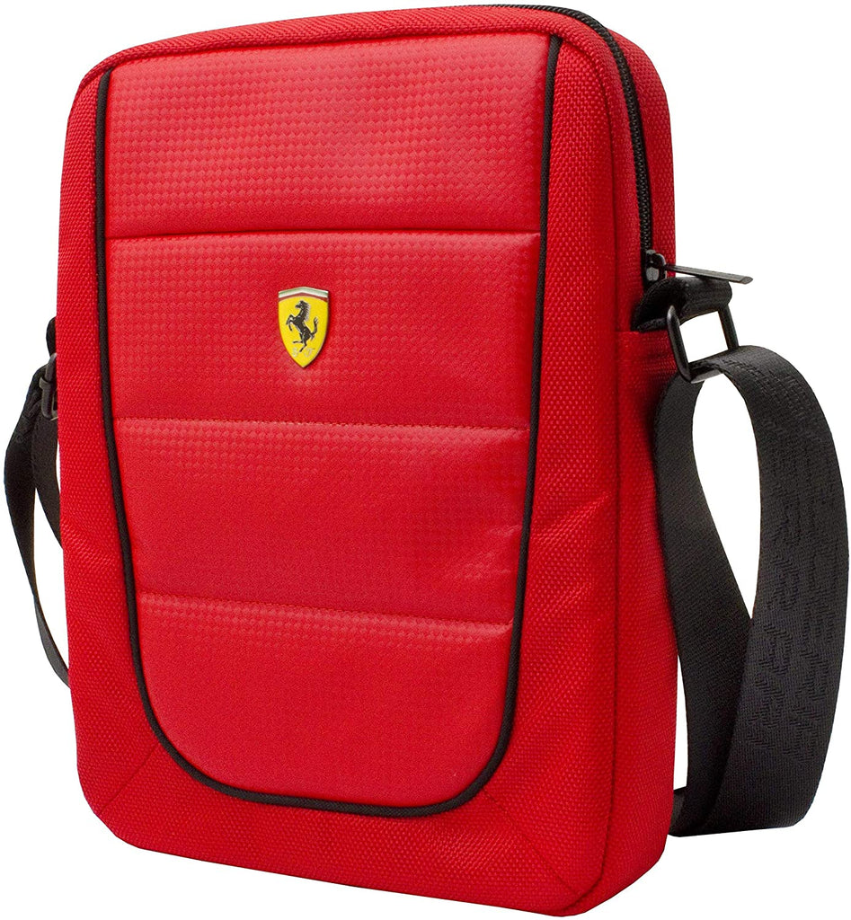 "Ferrari Scuderia 10"" Tablet case - Red with black detail"