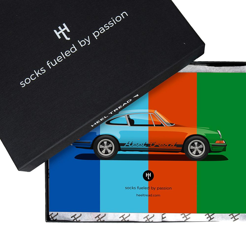 PORSCHE RS SOCKS PACK