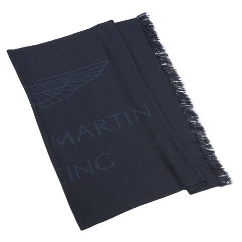 NEW ASTON MARTIN RACING TRAVEL BLANKET