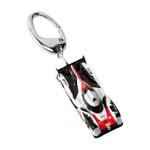 NEW TOYOTA WEC CAR KEYRING