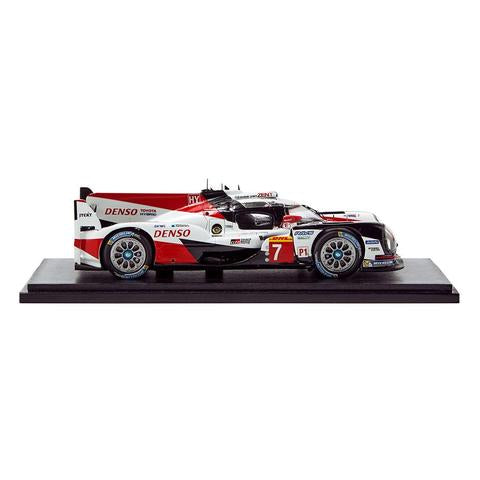 NEW TOYOTA HYBRID TS050 #7 MODEL CAR 1:43