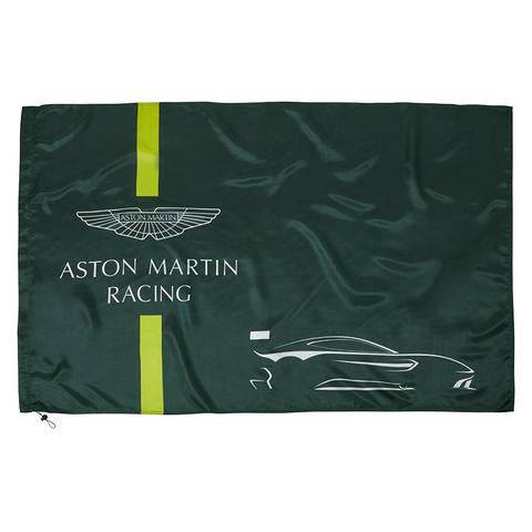 ASTON MARTIN RACING CAR FLAG