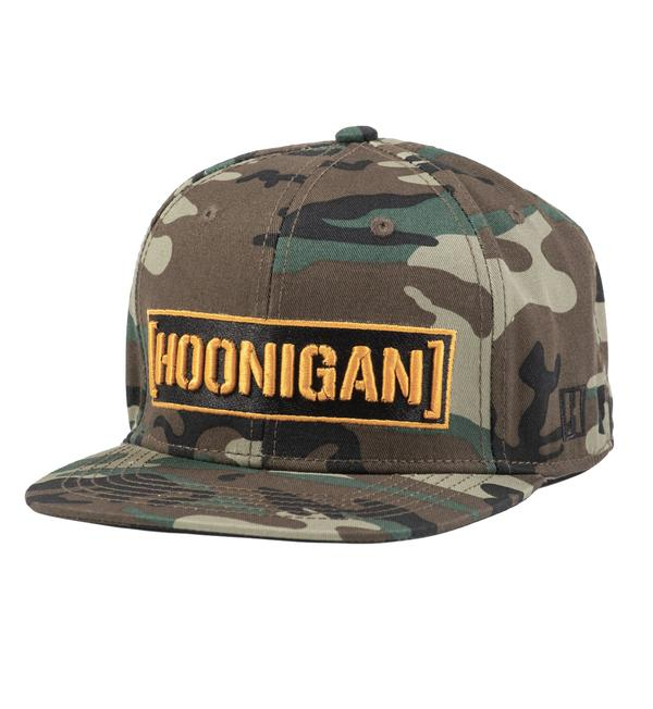 HOONIGAN CENSOR BAR SNAPBACK - CAMO