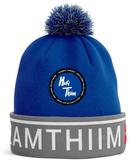 NICKI THIIM TEAMTHIIM BEANIE - ASTON MARTIN RACING