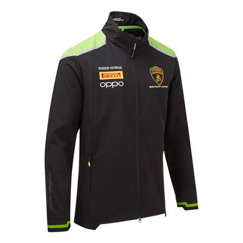 NEW LAMBORGHINI TEAM SOFT-SHELL JACKET 2020