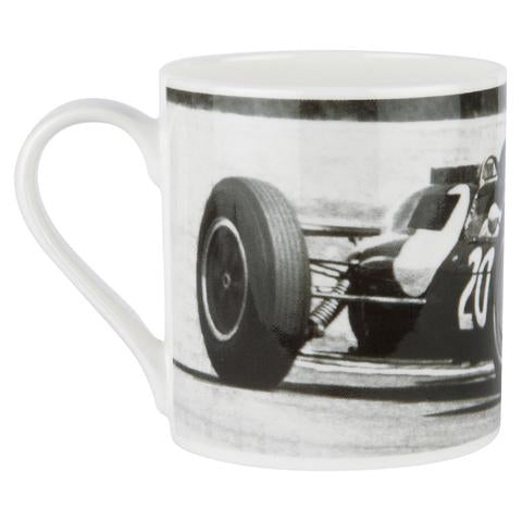 LOTUS CARS RACING MUG