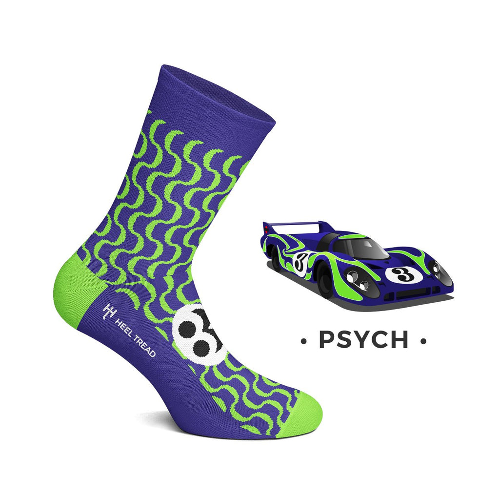 PORSCHE 917 SOCKS PACK - RACING LEGENDS