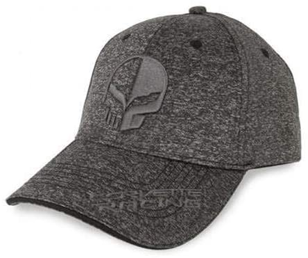 Corvette Racing Cap - Jake Official Grey Adults