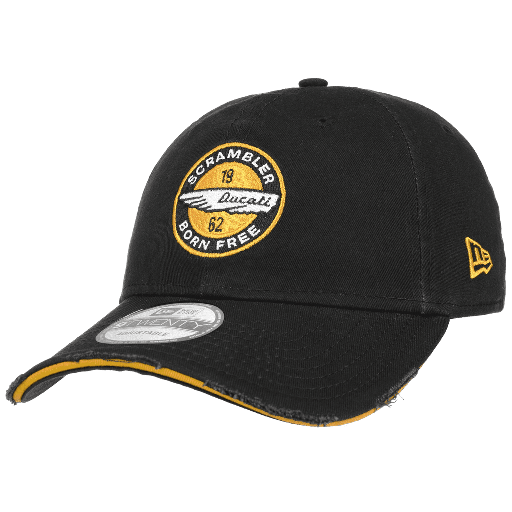 Ducati Scrambler - New Era 9Twenty Adjustable Cap