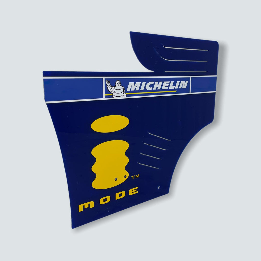 Renault 2006 Fernando Alonso Championship 1:2 Scale End Plate
