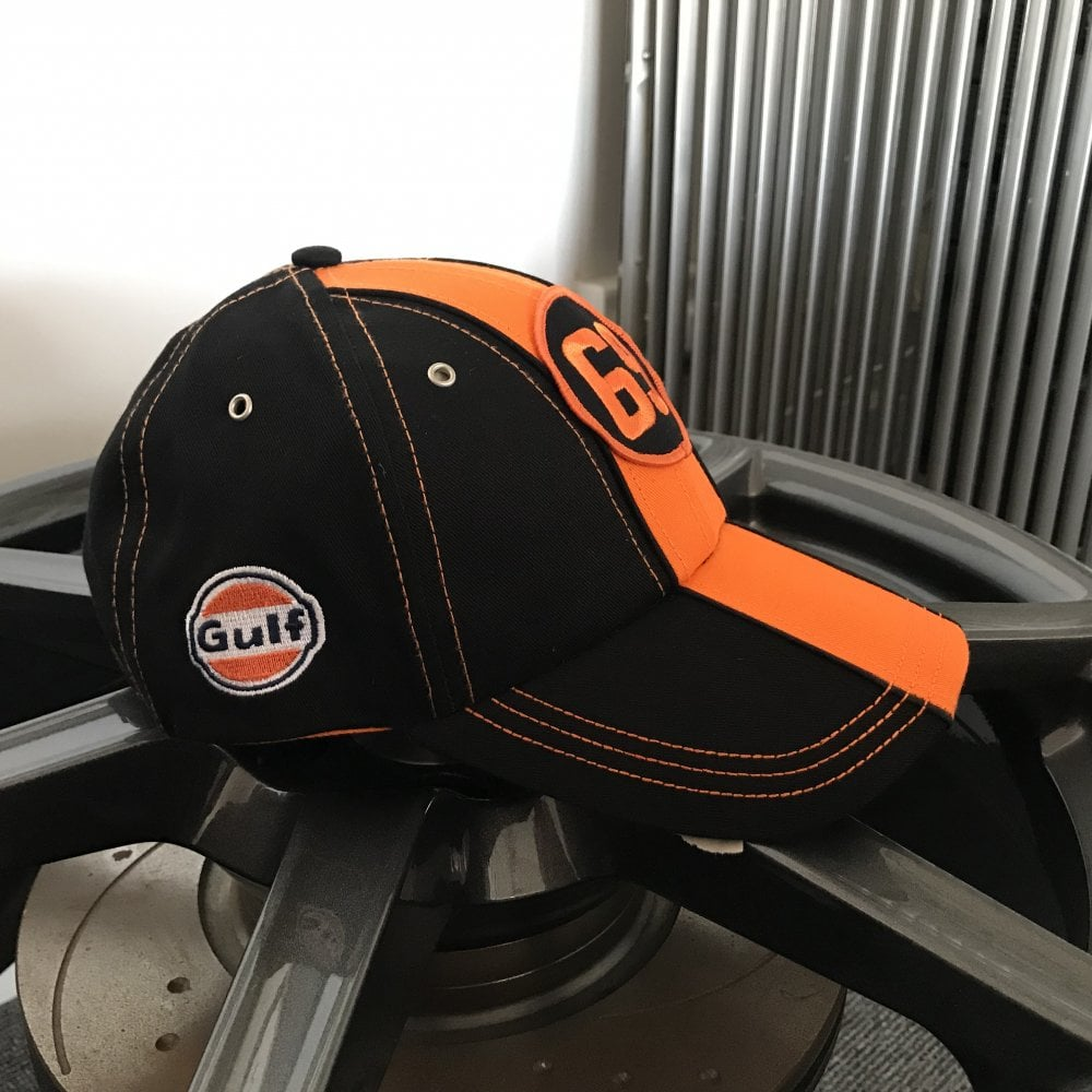 Gulf - Grandprix Originals 69 Lucky Number Cap