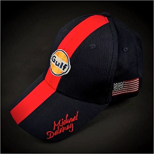 Gulf Michael Delaney Cap - Navy Blue