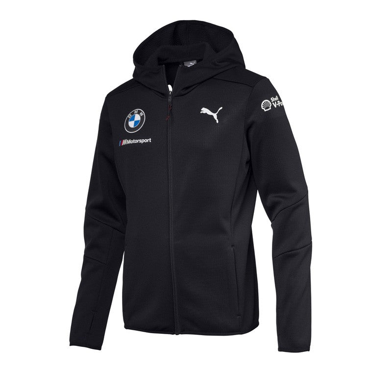 BMW Motorsport Men's Zip Mid layer Jacket